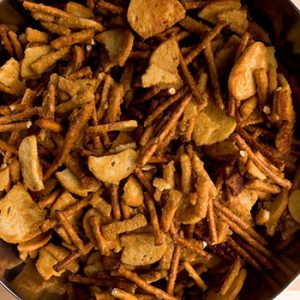 Honey-Mustard Snack Mix Recipe