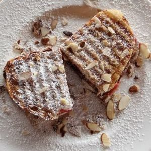 Dessert Panini