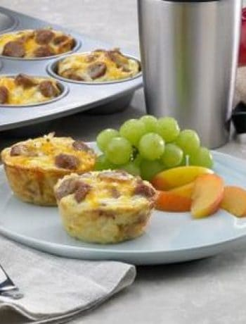 Fast & Easy Breakfast Cups