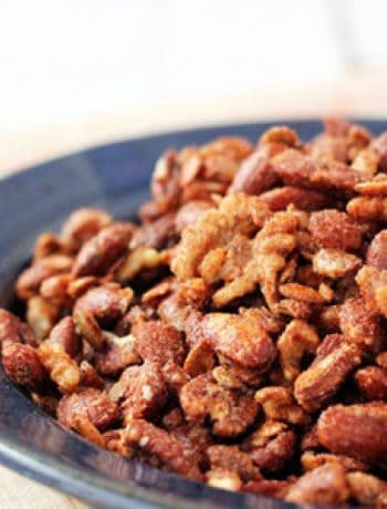 Perfect Snack – Spiced Mixed Nuts Recipe