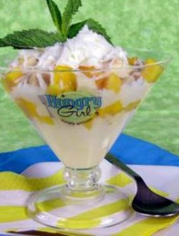 Dessert Island Parfait