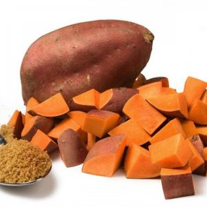 Basic Roasted Sweet Potatoes recipes