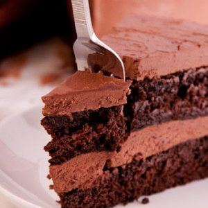 Vegan Chocolate Cake and Frosting Recipe