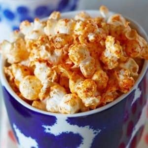 Snack Upgrade: How To Make Mexican Street Corn–Style Popcorn