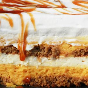 How To Make Pumpkin Dessert Lasagna recipes