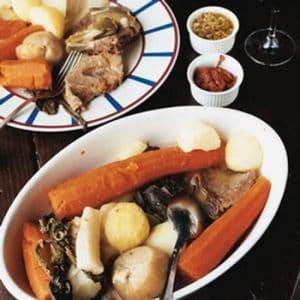 Boiled Beef Dinner