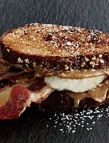 Banana-Bacon Sandwich Snack recipes