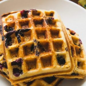 Gluten-free Blueberry Waffles recipes