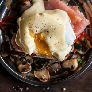 Decadent Mornings – Eggs Royale Recipe