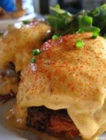 Steak And Chipotle Eggs Benedict Recipe