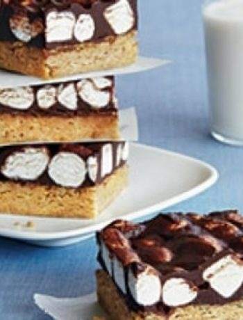 Gluten-Free S'more Bars recipes