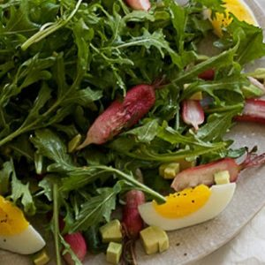 Roasted Radish Salad recipes