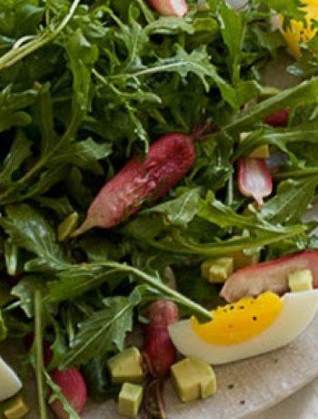 Roasted Radish Salad recipes