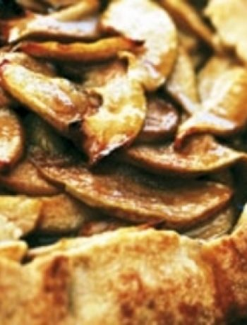 Rustic Pear Tart with Late-Harvest Riesling recipes