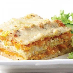Squash & Leek Lasagna recipes
