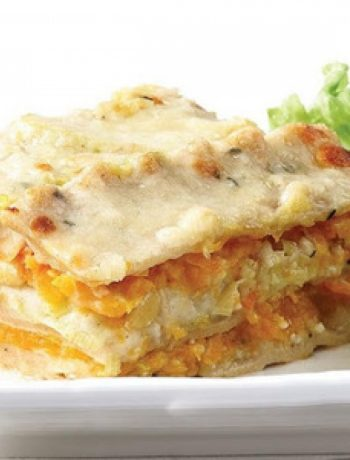 Squash & Leek Lasagna recipes
