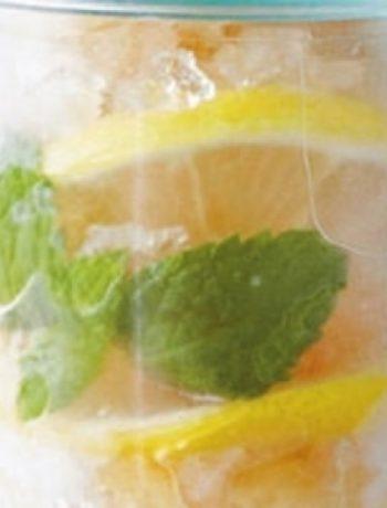 Southern Sweet Tea Granita recipes