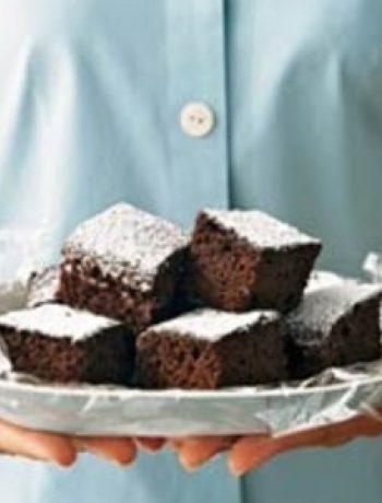 Chocolate-Banana Snack Cake recipes