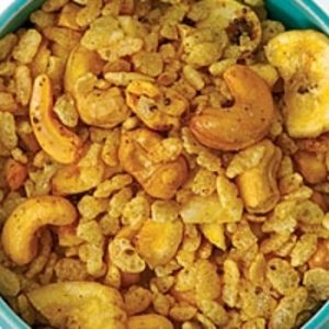 Spicy Indian Snack Mix recipes