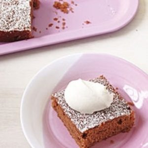 Chocolate-Zucchini Snack Cake recipes