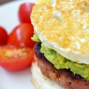 "Paleo Sausage Egg ""McMuffin"" recipes"