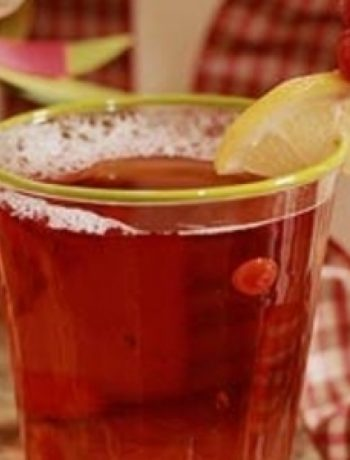 Cranberry-Raspberry Spritzer recipes