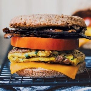 The Best Vegan Breakfast Sandwich