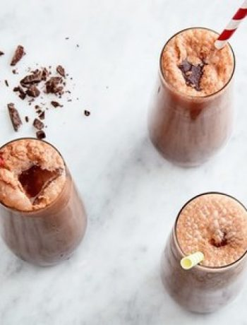 Iced Chocolate Soda