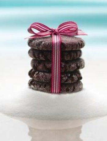 Gluten Free Fudge Crinkles