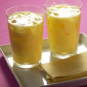 Mango-Yogurt Drink