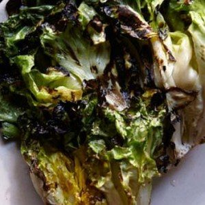 Grilled Escarole