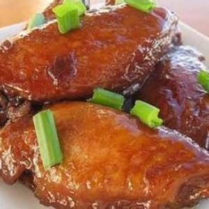 Dad's Chinese Chicken Wings recipes