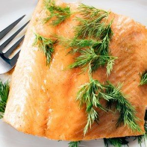 3-Ingredient Maple-Cardamom Salmon