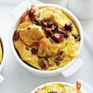 Sausage and Cheese Breakfast Casserole recipes