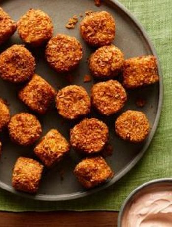 Sweet Potater Tots