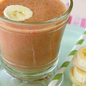 Frozen Chocolate-Banana Shake recipes