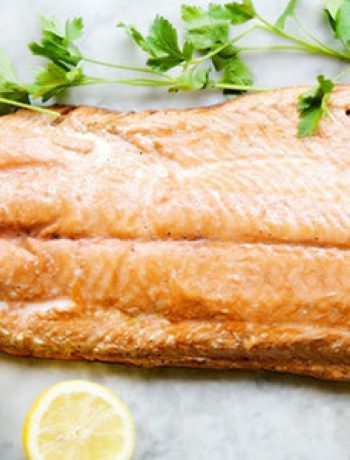 Grilled Side of Wild Salmon recipes