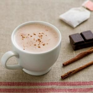 Dark Chocolate Chai (Sponsored)