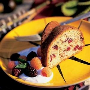 Aravaipa Farms Morning Banana Cake