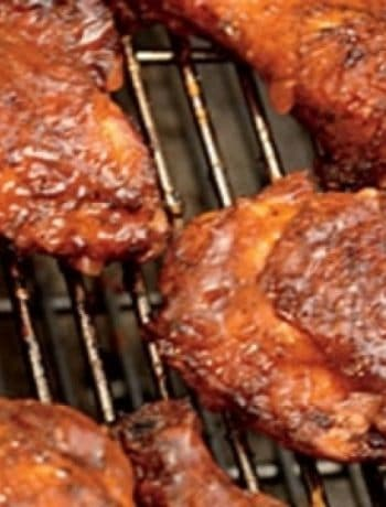 Triple Play Barbecued Chicken recipes