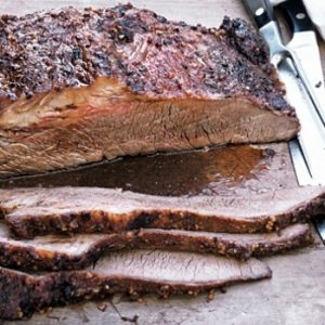 Southwestern Barbecued Brisket with Ancho Chile Sauce recipes