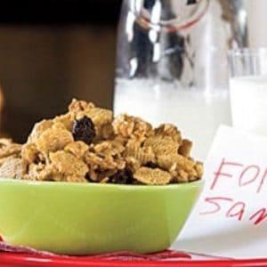 Santa Snack Mix recipes