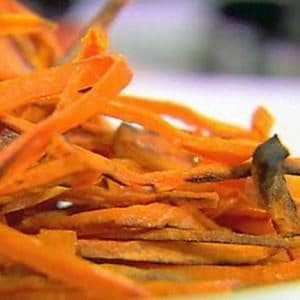"Sweet Potato ""Fries"""