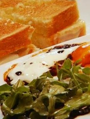 Susan Feniger's Kaya Toast