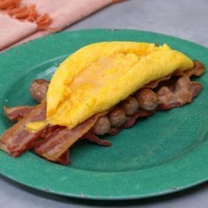Fluffy Japanese Omelet