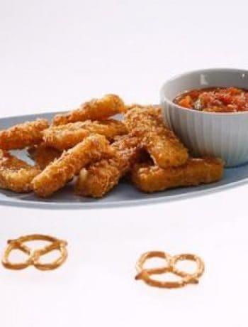 Pretzel Pepper Jack Cheese Sticks