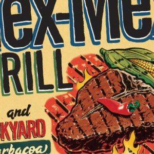 Republic of the Rio Grande Grilled Tuna and Grapefruit Supreme Salad