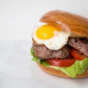 A Basic Breakfast Sandwich Recipe That'll Have You Feeling #blesst