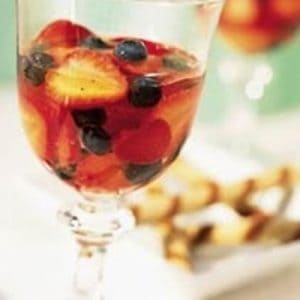Berry-Muscat Wine Goblets recipes