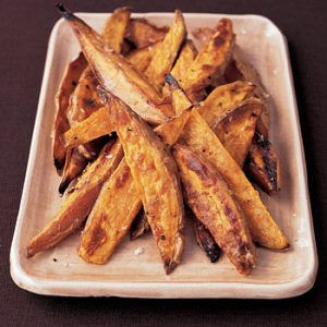 Roasted Sweet-Potato Fries